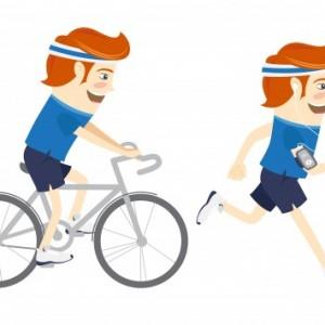 Corsa E Ciclismo: Così Diversi, Così Complementari